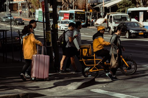 Free stock photo of busy, people, sydney, walk