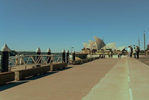 Immagine gratuita di australia, sydney, teatro dell'opera di sydney