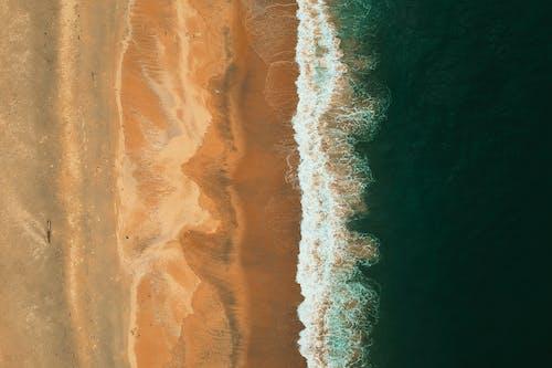 Kostenloses Stock Foto zu luftschuß, meer, meeresküste, ozean