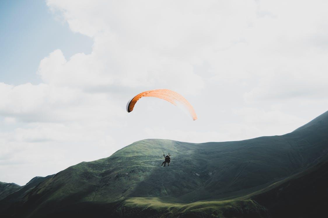 冒險, 天性, 山