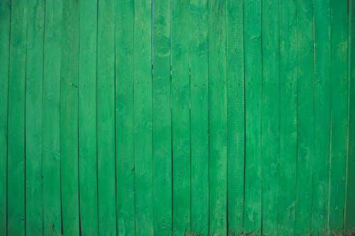 Kostenloses Stock Foto zu brett, bretter, farben, grün