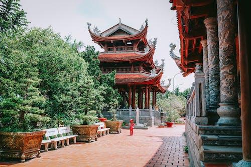 loifotos, 修道院, 傳統, 公園 的 免费素材照片