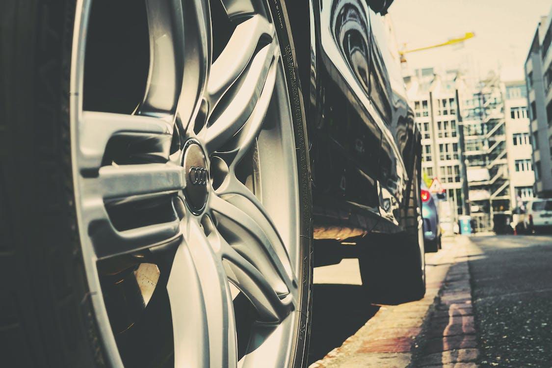 Audi, auto, budova