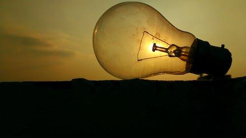 Photos gratuites de ampoule, inspiration, lumière du soleil