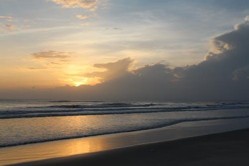 Immagine gratuita di alba, oceano, spiaggia
