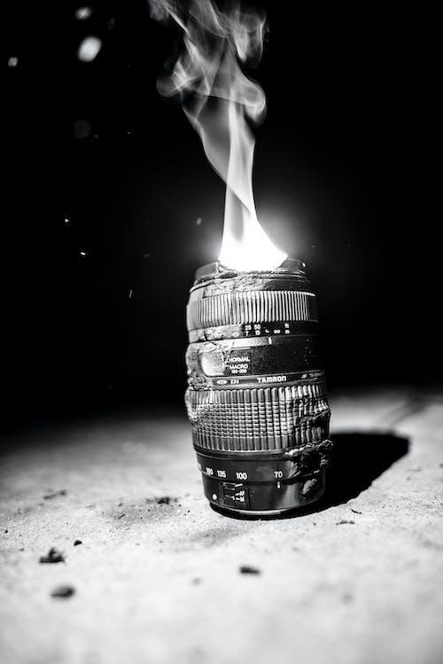 Photos gratuites de brûler, macro, objectif, objectif d'appareil photo
