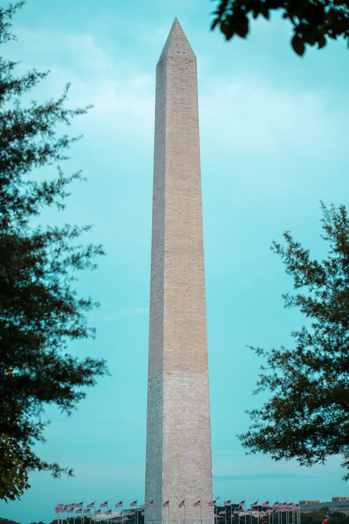 Free stock photo of dc, monument, the district, The monument