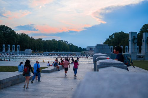Free stock photo of dc, lincoln memorial, memorial, the district