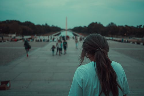 Free stock photo of lincoln, lincoln memorial, memorial, monument