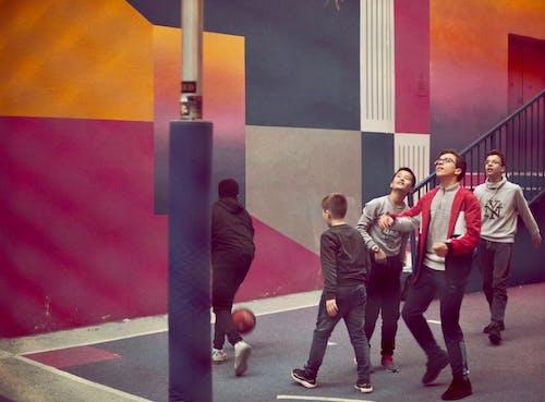 Free stock photo of basketball, fujifilm, jeunesse, paris