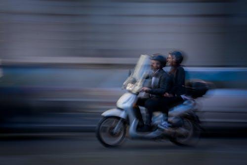 Základová fotografie zdarma na téma městský život, pohyb, posunutí, provoz
