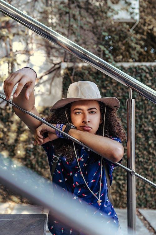 Kostenloses Stock Foto zu asiatische person, deckel, draußen, draussen