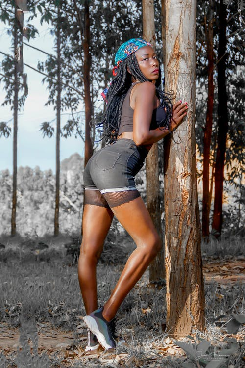 Fotobanka sbezplatnými fotkami na tému Afričanka, Afroameričanka, fotenie, krásna