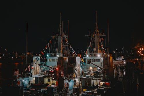 Fotos de stock gratuitas de agua, astillero, barcos, buques