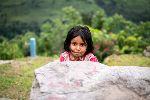 Free stock photo of child, ghandruk, girl, little girl