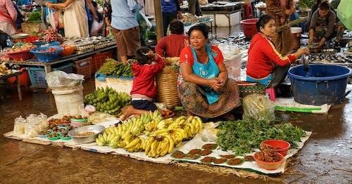 Ingyenes stockfotó Ázsia, gyümölcs, helyi termékek, Laosz témában