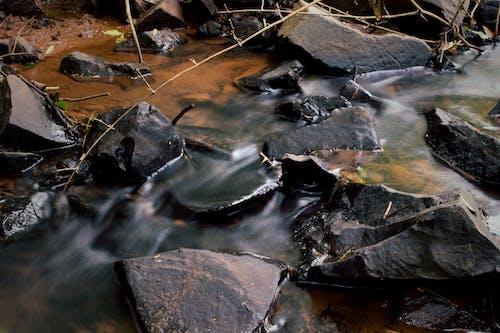 คลังภาพถ่ายฟรี ของ กระแสน้ำ, การถ่ายภาพ, การถ่ายภาพธรรมชาติ, ธรรมชาติ