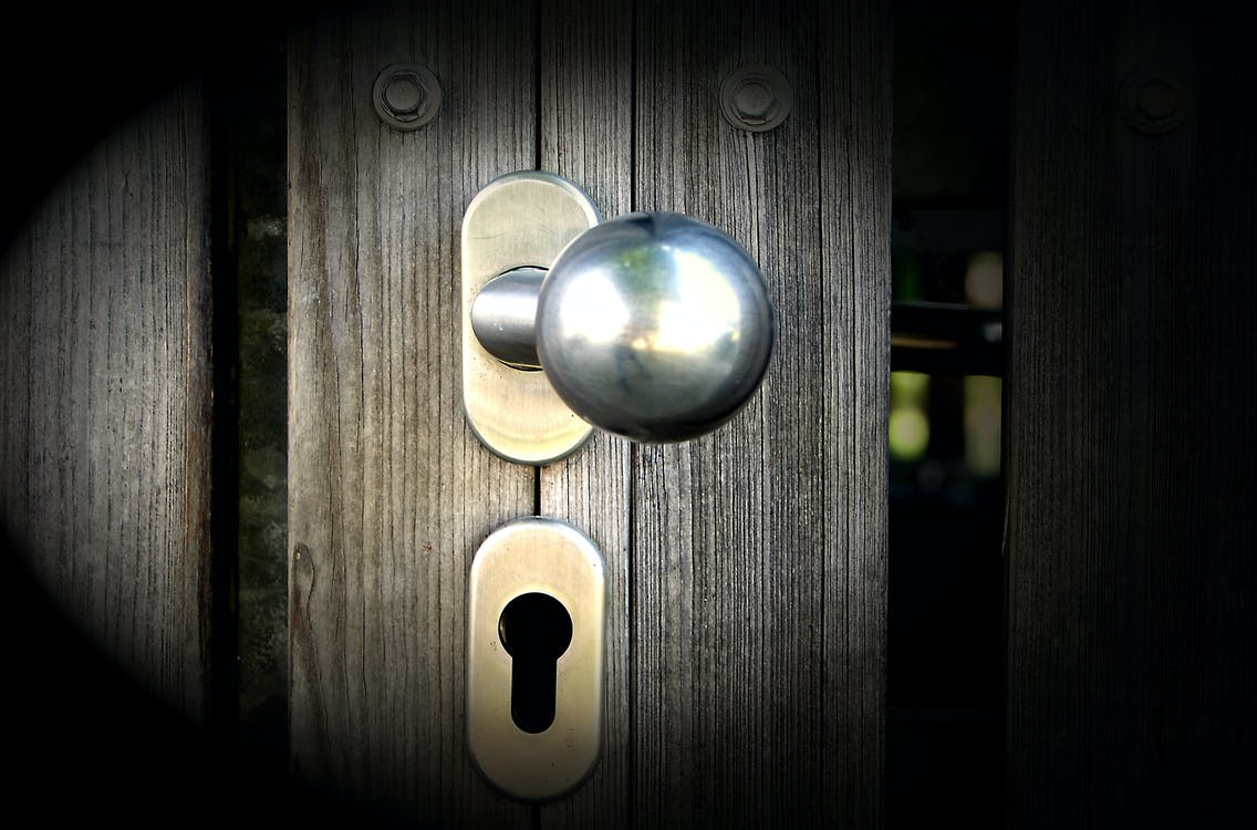 保全, 入口, 安全