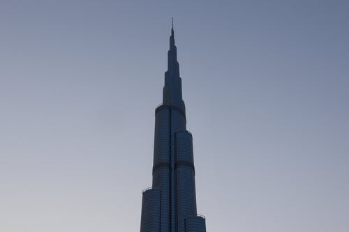 Foto stok gratis Burj Khalifa, dubai, pencakar langit
