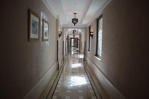 Foto stok gratis Arab, hotel, koridor