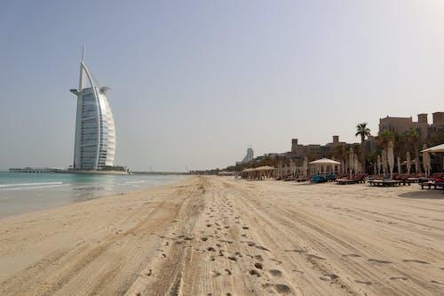 Gratis arkivbilde med arkitektur, burj al arab, burj al arab jumeirah, by