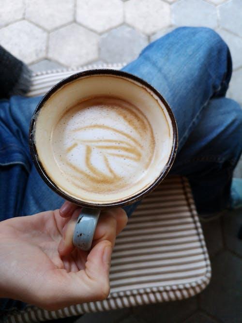 Foto profissional grátis de bebida, bebida de café, bebida quente, café