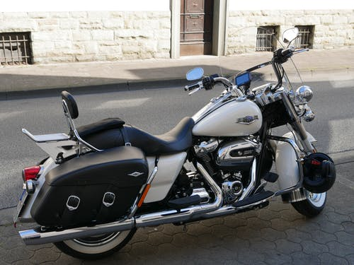 Photos gratuites de casque de moto, harley davidson, moto