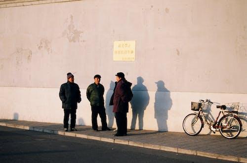 Kostnadsfri bild av cykel, grupp, män, människor