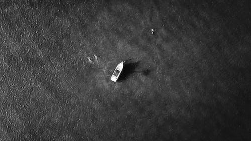 Gratis arkivbilde med båter, drone, drone kamera, dronebilde