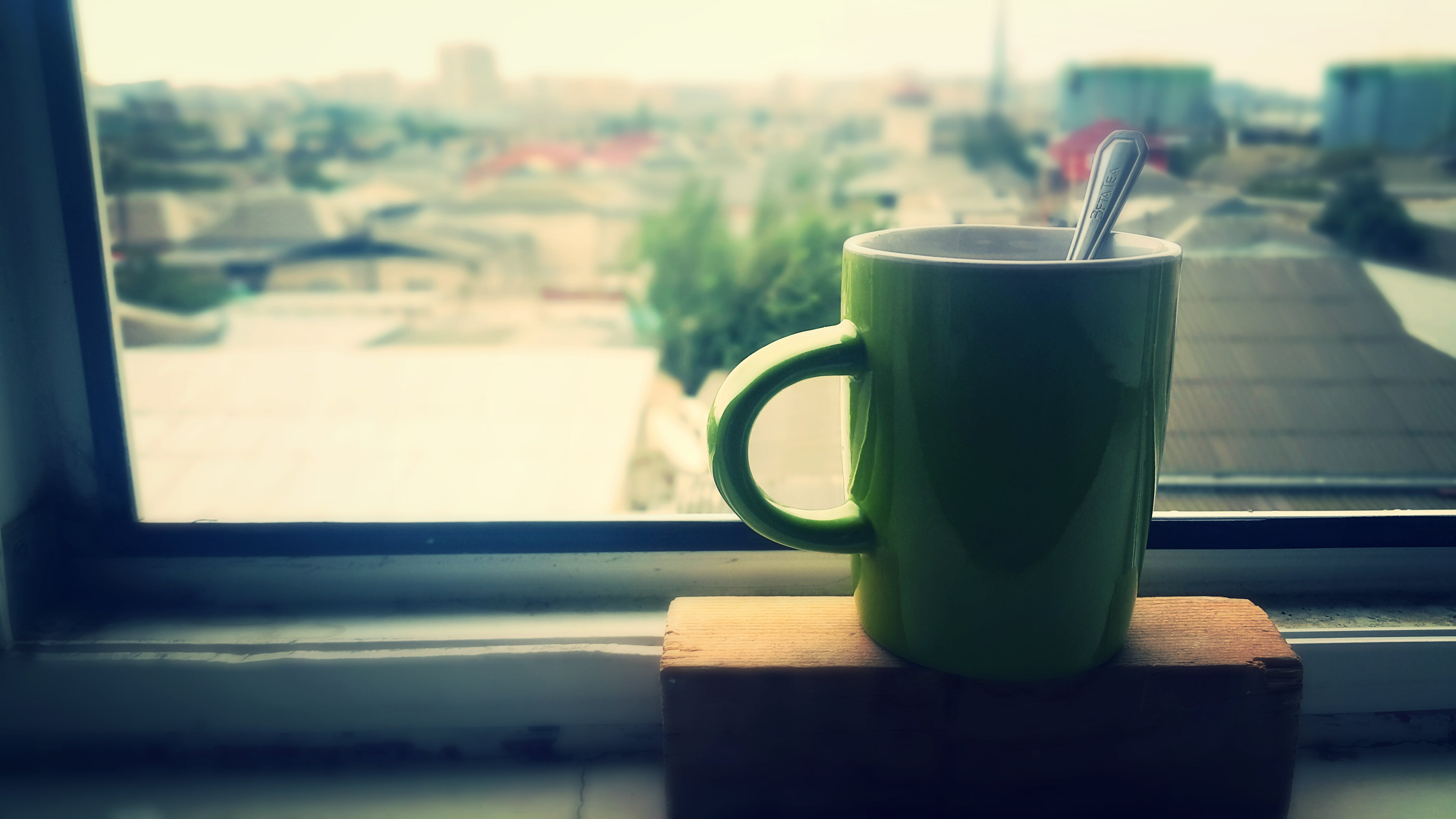 Free stock photo of cup, mug, drink, view