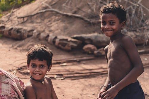 Kostnadsfri bild av Asien, barn, by, byliv