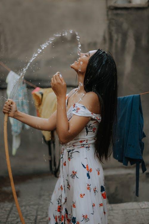 亞洲人, 亞洲女人, 人類, 城市摄影 的 免费素材照片