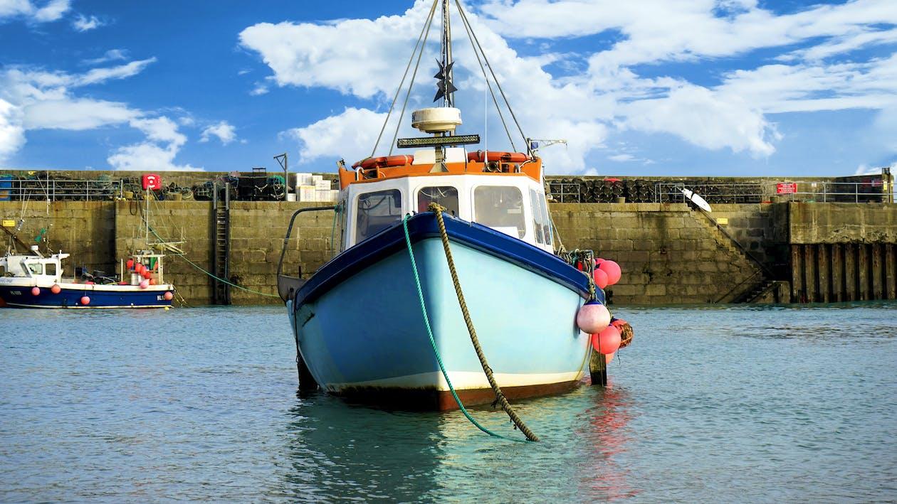 bateau, bateau de pêche, bateaux