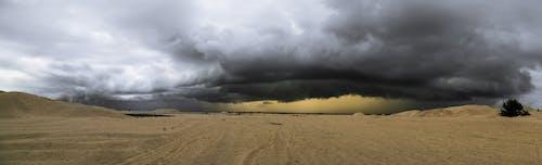 Fotos de stock gratuitas de arena, con tormenta, Desierto, escénico