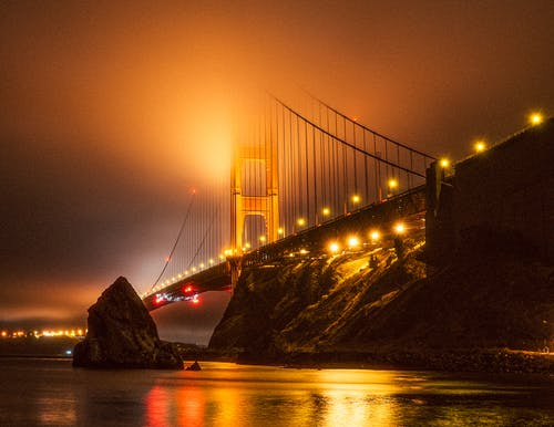 Foto d'estoc gratuïta de bayarea, Golden Gate, karlthefog, sf