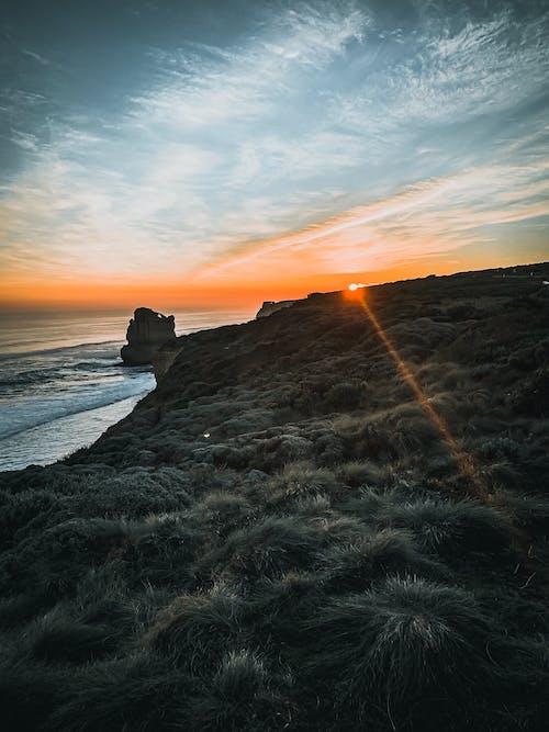 Безкоштовне стокове фото на тему «берег, берег моря, вечір, вода»