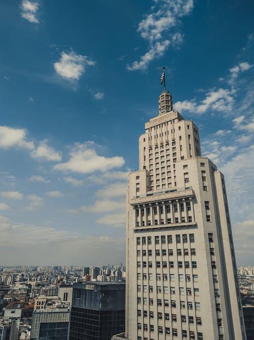 低角度拍攝, 商業, 城市, 塔 的 免费素材照片