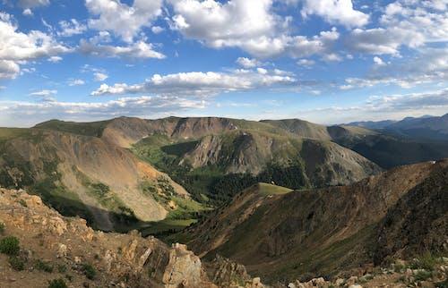 Darmowe zdjęcie z galerii z góra, niebo, piękny krajobraz