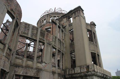 Free stock photo of atomic bomb, atomic bomb dome, building