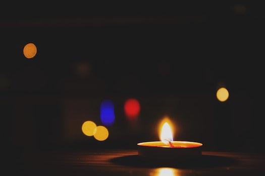 Free stock photo of light, night, dark, abstract