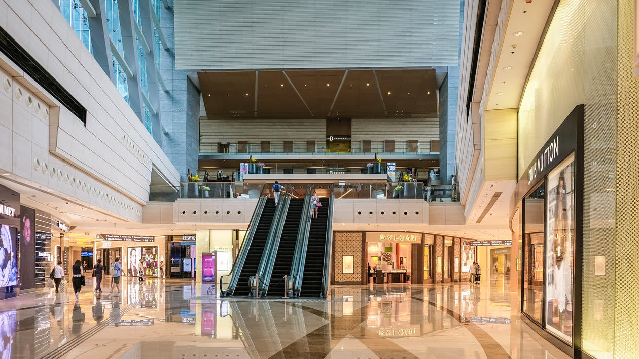 Photo of Shopping Mall