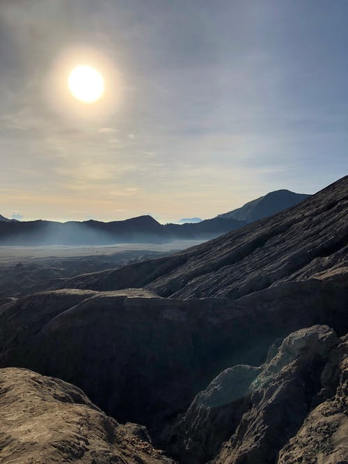 Gratis lagerfoto af bjerg, brom, Indonesien, iphone 8