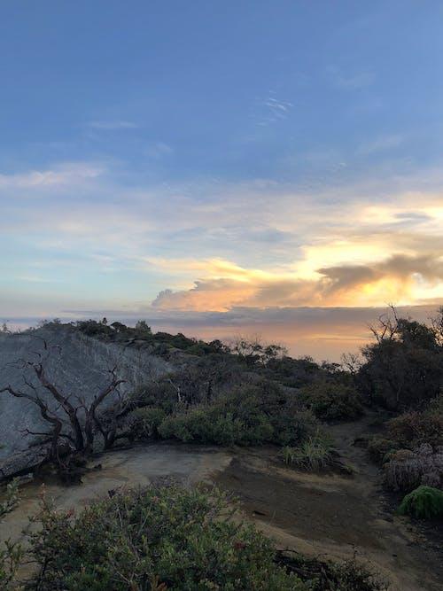 Gratis lagerfoto af bjerg, himlen, Indonesien, iphone 8