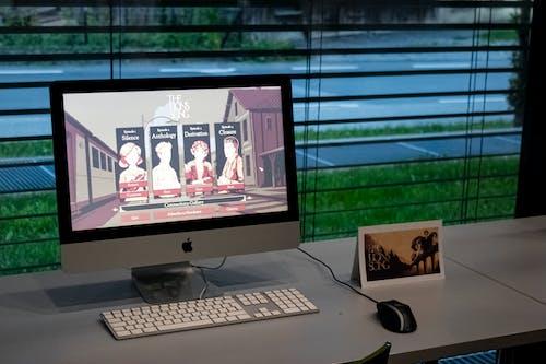 Adobe Photoshop, iMac 電腦, USB, 玻璃窗 的 免费素材照片