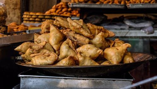 Бесплатное стоковое фото с индийская кухня, путешествовать, уличная еда, фаст-фуд