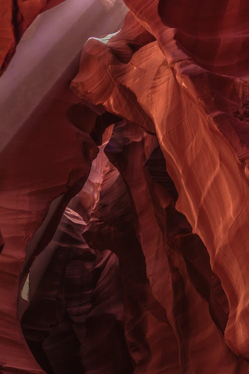 Photos gratuites de antelope canyon, antilope, arizona, canyon