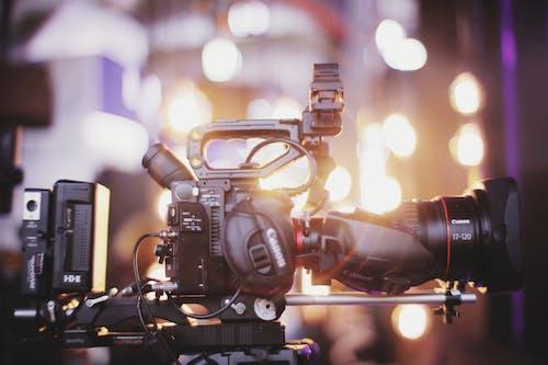Foto stok gratis alat, canon, fotografi, kamera