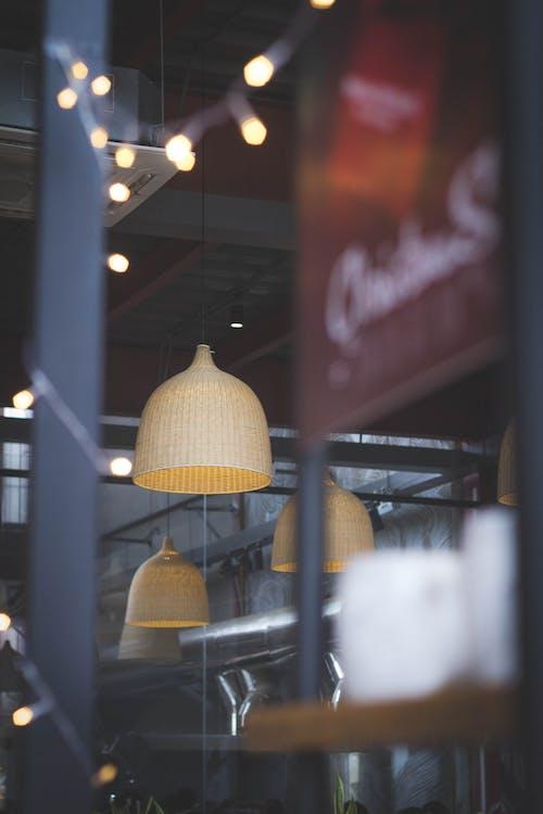 Gratis lagerfoto af kaffe, kunst, lys