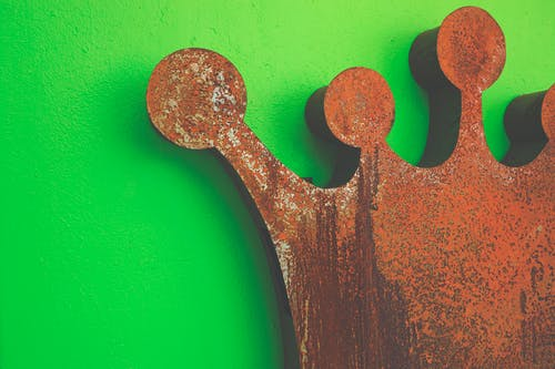 Fotos de stock gratuitas de corona, hierro, óxido, plancha