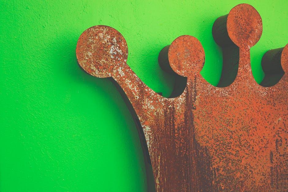 bronze, crown, iron